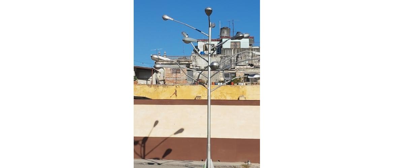 pic of street lamp